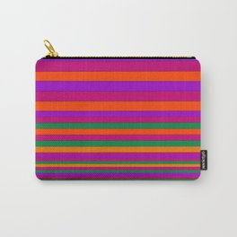 Stripe2 Carry-All Pouch