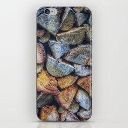 LOGS OF LOVE, ME. iPhone Skin