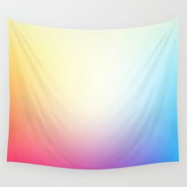 IRIS / Plain Soft Mood Color Blends / iPhone Case Wall Tapestry