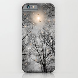 Nature Blazes Before Your Eyes 2 (Ash Embers) iPhone Case