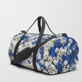 Spring Blossom V Duffle Bag