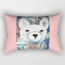 Sweatheart baby Rectangular Pillow