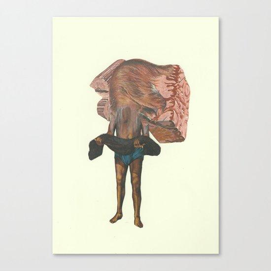 Deathpunch Canvas Print