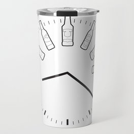 Alcoholism Travel Mug