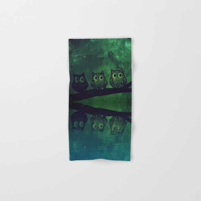 owl-86 Hand & Bath Towel