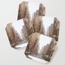 New York City Streets Coaster