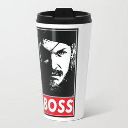 Big Boss - Metal Gear Solid Travel Mug