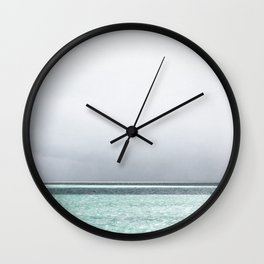 Forget About Your Troubles IIII Wall Clock