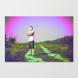 X6141 Canvas Print