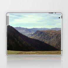 Top of the gondola Laptop & iPad Skin
