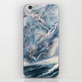 Spirits of the Sea iPhone Skin