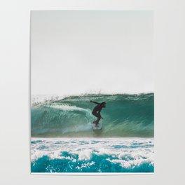 Glass Tube Poster