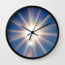 The Great Star in the Sky Wall Clock