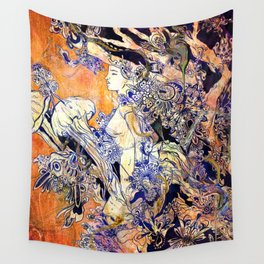 Recall Wall Tapestry