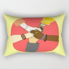 Sorority Rectangular Pillow