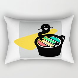 Cofee Loves You Too Rectangular Pillow