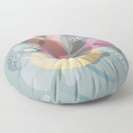 In between dreams Floor Pillow