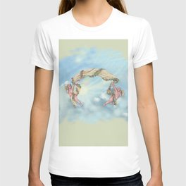 Rainbow Angels  T-shirt