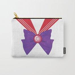 Galactic Sailor Mars Bow Carry-All Pouch