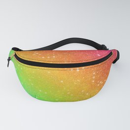 Farting Rainbows Fanny Pack