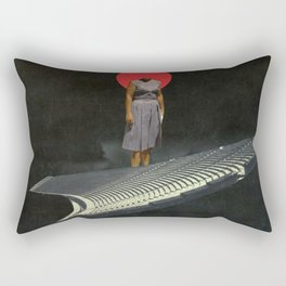 Timeless Anticipation Rectangular Pillow