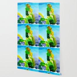 travel story - blow tree Wallpaper