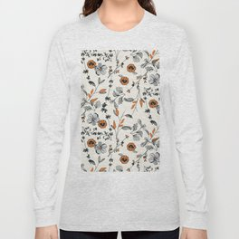 Floral pattern Flowers Long Sleeve T-shirt