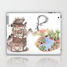 Let's Go Adventuring Laptop & iPad Skin