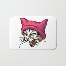 The Cat in the Hat (Calico) Bath Mat