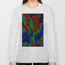 """Beauty Solarized"" Long Sleeve T-shirt"
