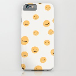 Have a Meh day iPhone Case