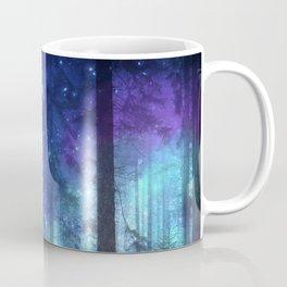 Out of the dark mystic light Coffee Mug