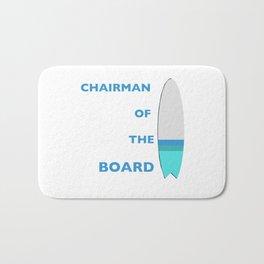 Chairman of the Board Bath Mat