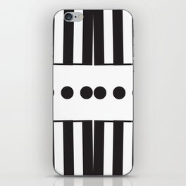 "Dot Your j's - The Didot ""j"" Project iPhone Skin"