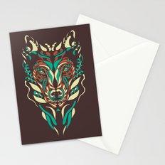 Spirit Wolf Stationery Cards