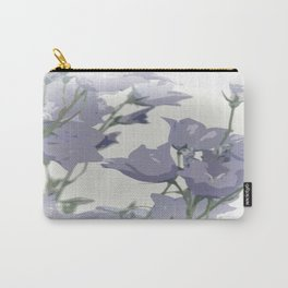 Canterbury Bells Carry-All Pouch