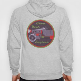 Start your engines Hoody