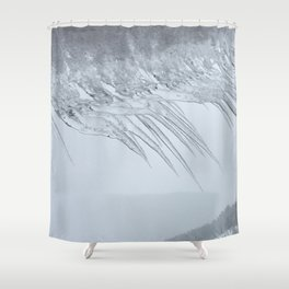 Winds of winter Shower Curtain
