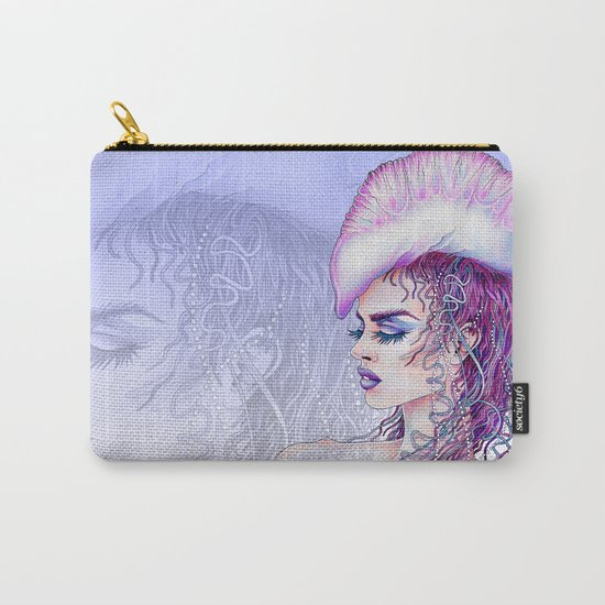 Portuguese War Woman Carry-All Pouch