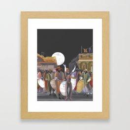 Candombe I Framed Art Print