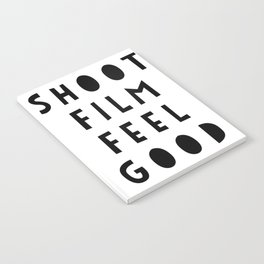 Shoot Film, Feel Good Notebook