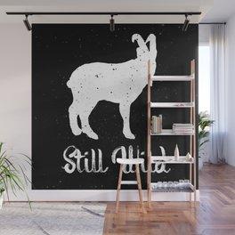 Still Wild Wall Mural