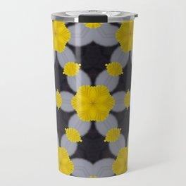 Chains in Yellow Travel Mug