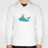 yellow submarine Hoodies featuring SUBMARINE by yamini