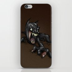 ZOMBIE BAT iPhone & iPod Skin