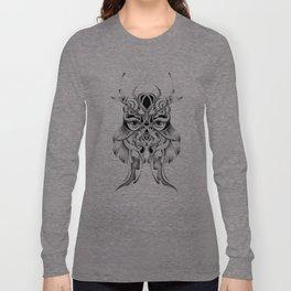 GRAPHITE OWL Long Sleeve T-shirt