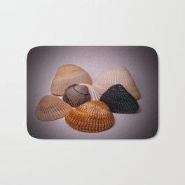 Different color shell Bath Mat