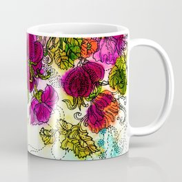 Dog-Rose. Autumn. Coffee Mug
