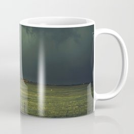 Tornado Coming (Color) Coffee Mug