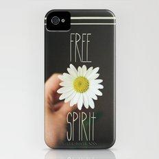Free Spirit iPhone (4, 4s) Slim Case